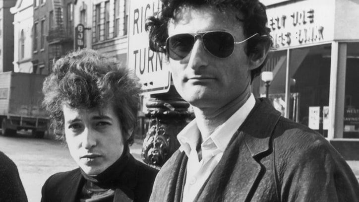 Memoir By Bob Dylan's Closest Confidant in the Works