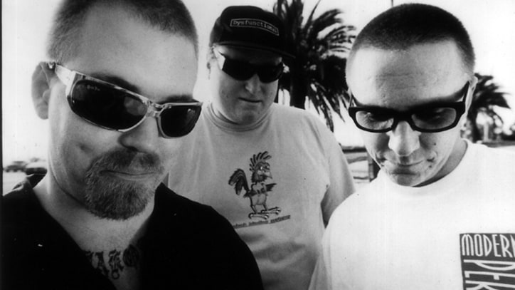 Sublime Live on With '3-Ring Circus' Concert LP – Album Premiere