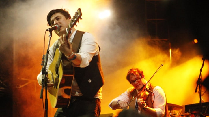 Inside the Return of Mumford & Sons