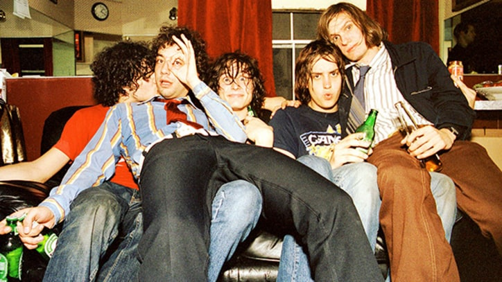 The Strokes Thrill with 'The Modern Age'