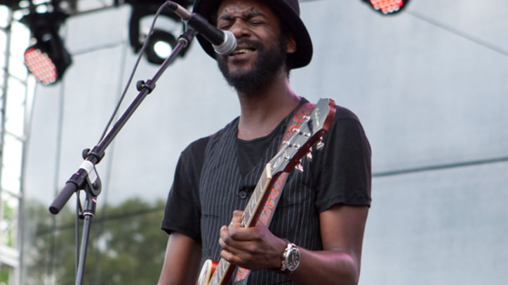Gary Clark Jr. to Join the Rolling Stones in Boston