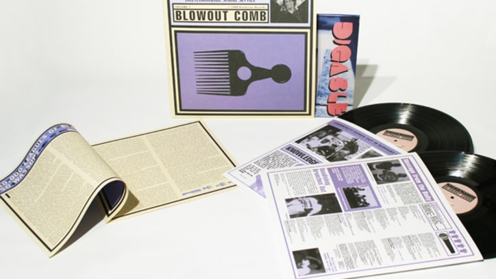 Digable Planets Reissue 'Blowout Comb': Butterfly Looks Back