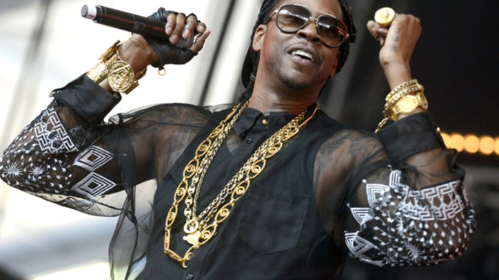 2 Chainz Arrested on Drug Charges in L.A.