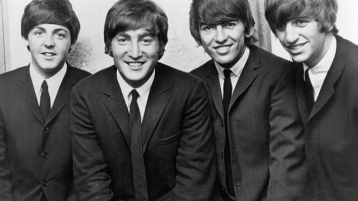The Beatles Sign Merchandise Deal With Universal Music