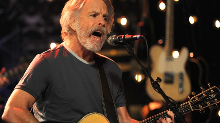 Bob Weir Returns to Stage on 'Weir Here' Webcast