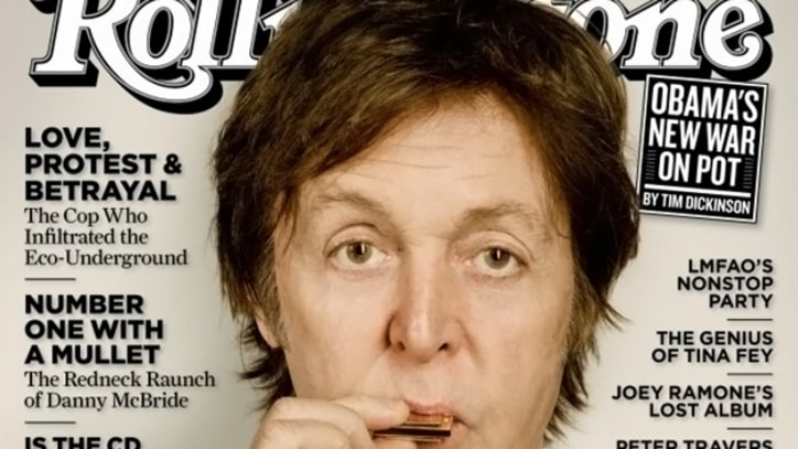 Paul McCartney's New Album, New Life and How the Beatles Almost Reunited