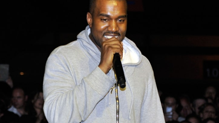 Kanye West Projecting More 'Yeezus' Songs Tonight