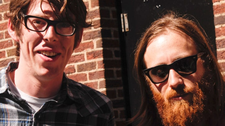 In the Studio: The Black Keys' 'Attack & Release'