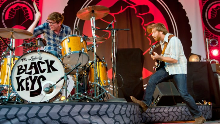 The Black Keys Rock Central Park