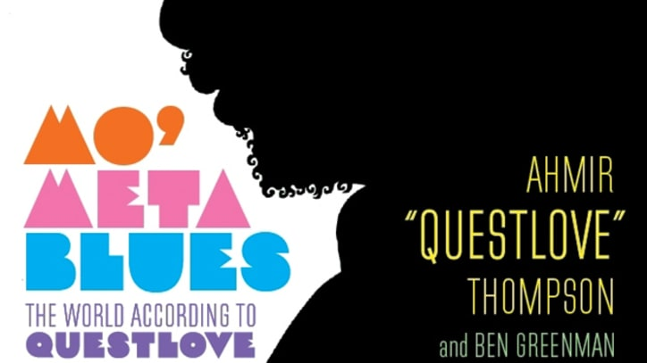 Book Review: Questlove's 'Mo' Meta Blues'