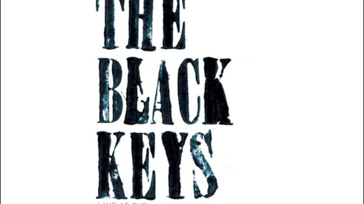 The Black Keys to Release Concert DVD