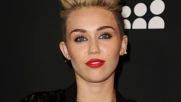 Miley Cyrus Talks Drugs and Alcohol