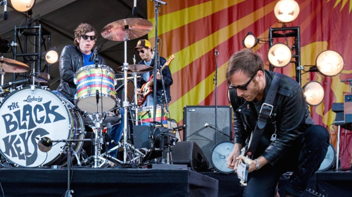 Black Keys Return to the Studio