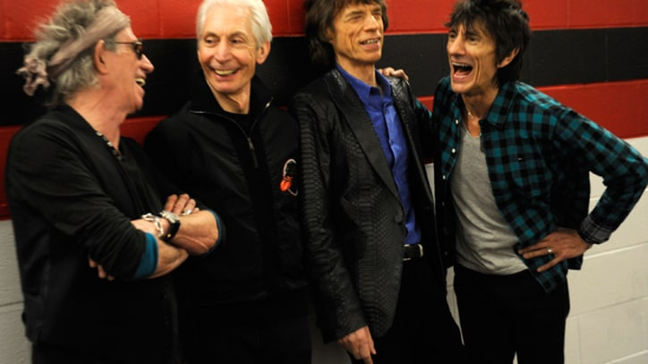Rolling Stones Release Back Catalog on iTunes