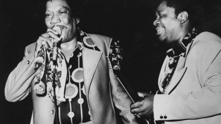 Bobby 'Blue' Bland, Blues Singer, Dead at 83