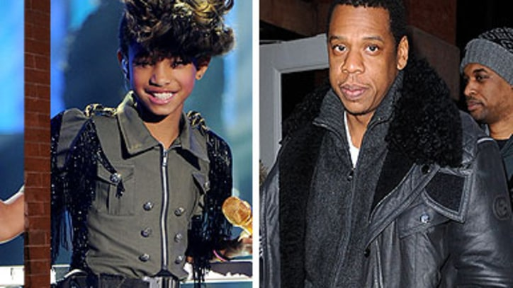 Digest: Jay-Z and Willow Smith on 'Annie'; 50 Cent's New Album