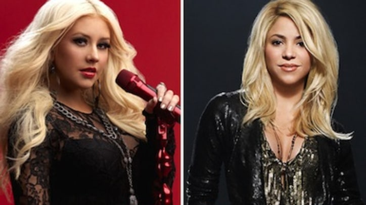 'Voice' Fans: Are You Team Xtina or Team Shakira? Team Usher or Team Cee Lo?