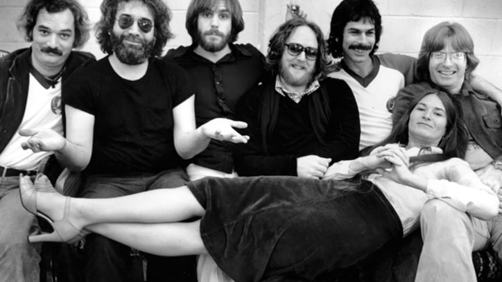 The Grateful Dead's Greatest Year