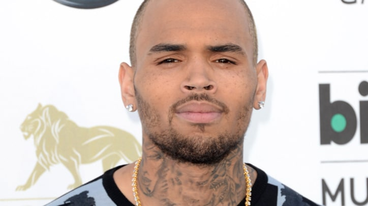 Chris Brown Charged With Misdemeanor Hit-and-Run