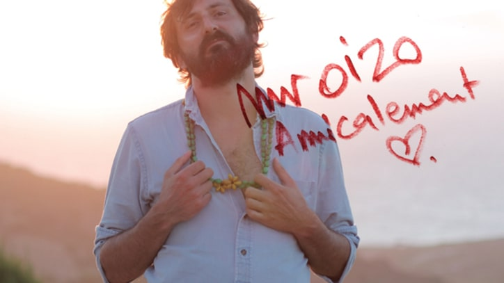 Mr. Oizo Creeps Out With Marilyn Manson on 'Solid' - Song Premiere