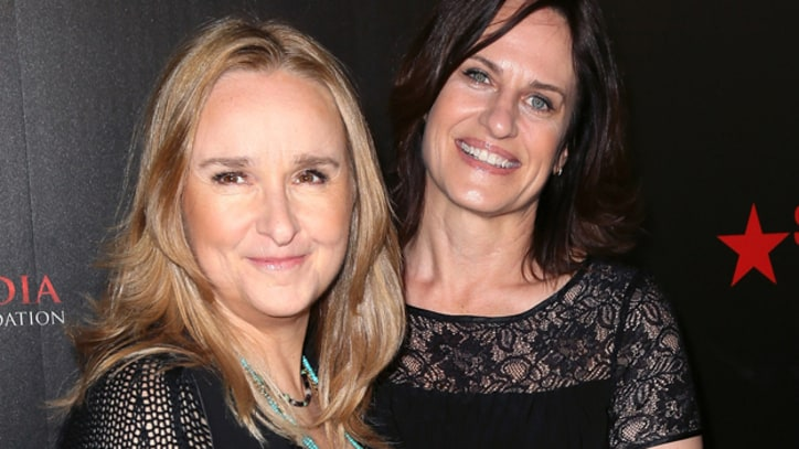 Melissa Etheridge to Wed After Gay-Marriage Rulings