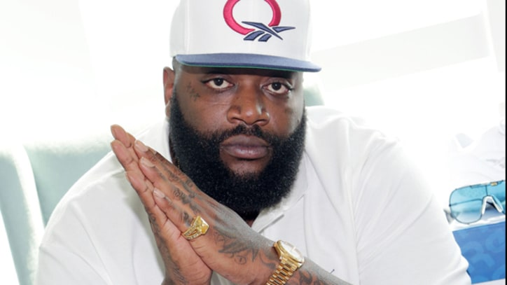 Rick Ross Sued for Not Paying His Rolex Bill