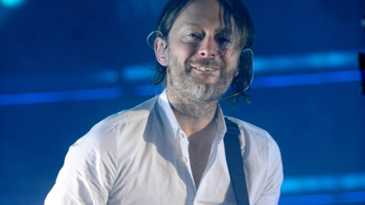 How Super-Fans Made a Radiohead Concert Film