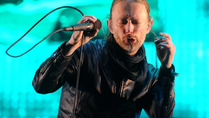 Radiohead, Dre Heat Up Coachella 2012