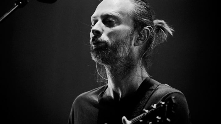 Radiohead Blast Back Into Action at U.S. Tour Kickoff