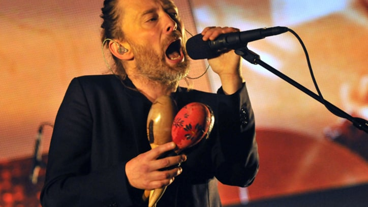 Radiohead: The King of Limbs Live From the Basement