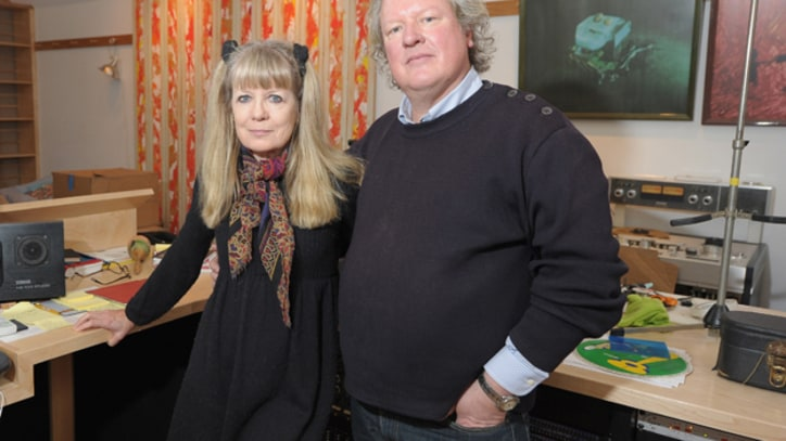 Rockers Chris Frantz and Tina Weymouth Talk Marriage