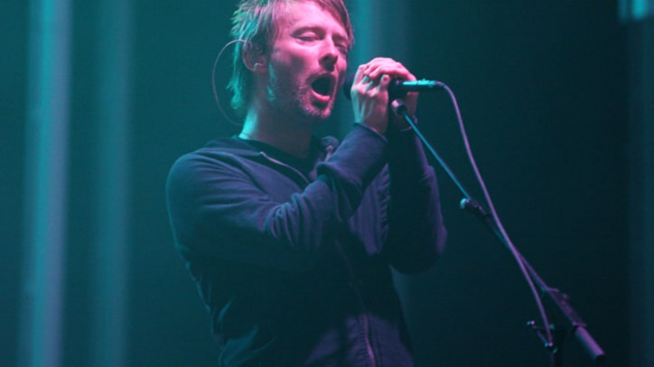 Radiohead Destroys Rock to Save It