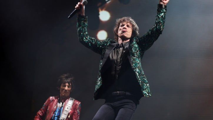 Lock of Mick Jagger's Hair Fetches $6,000 in Auction