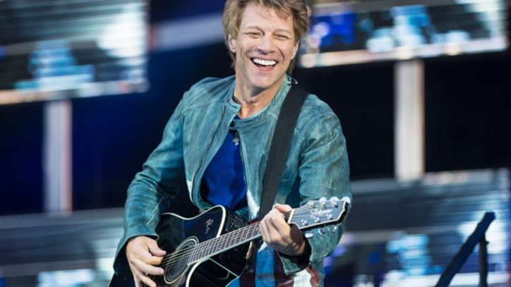 Jon Bon Jovi Makes $1 Million Donation for Sandy Relief