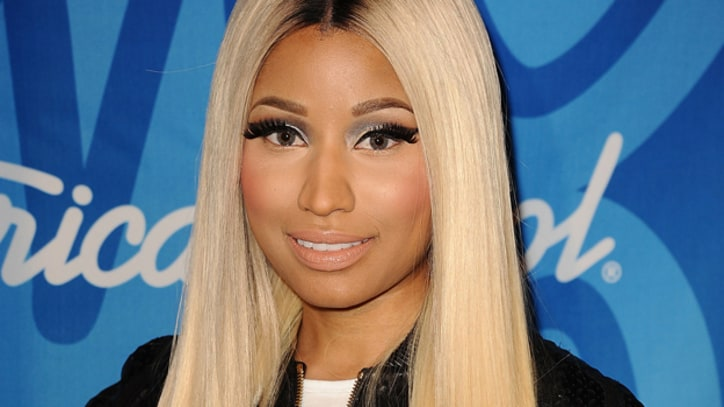 Nicki Minaj 'Nervous' About First Acting Gig