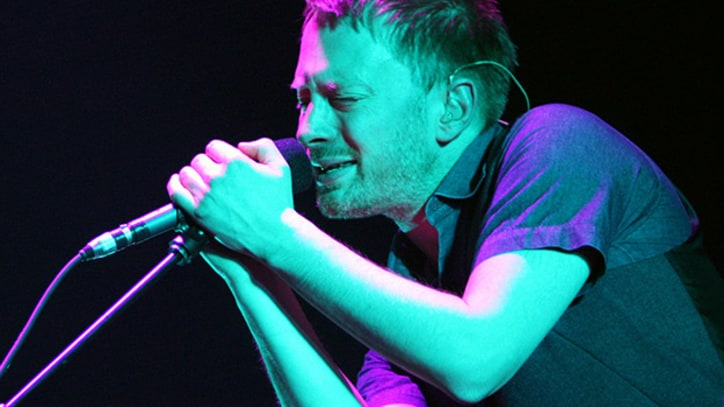 Radiohead, Depeche Mode Top '06 Fests