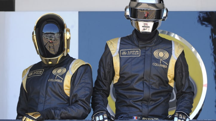 Daft Punk Release 'Get Lucky' Condoms