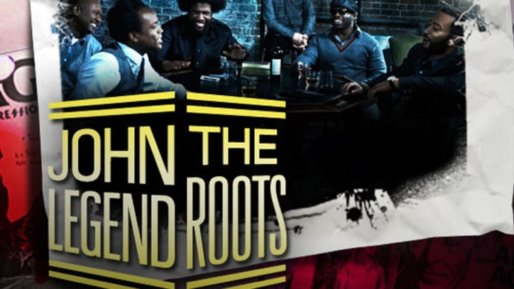 Exclusive Listen: John Legend and the Roots Perform the Grammy-Nominated 'Shine'