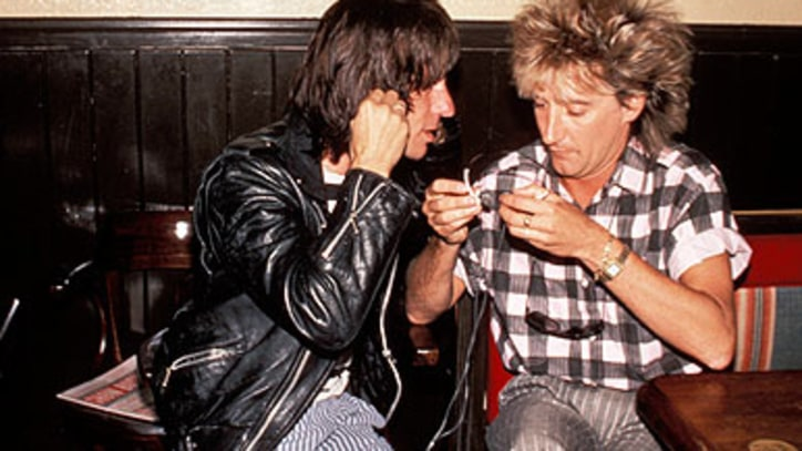 Exclusive: Rod Stewart and Jeff Beck Getting Closer to Recording Together Again