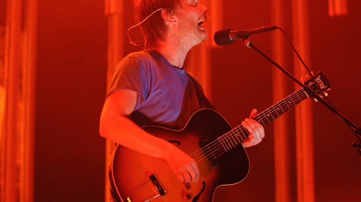Radiohead's Peers Sound Off on 'In Rainbows'