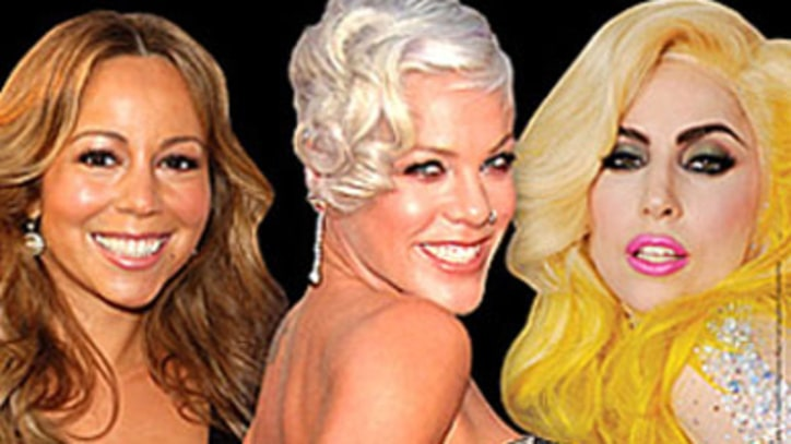 Mariah Carey, Lady Gaga and Pink Team Up For PETA Billboard
