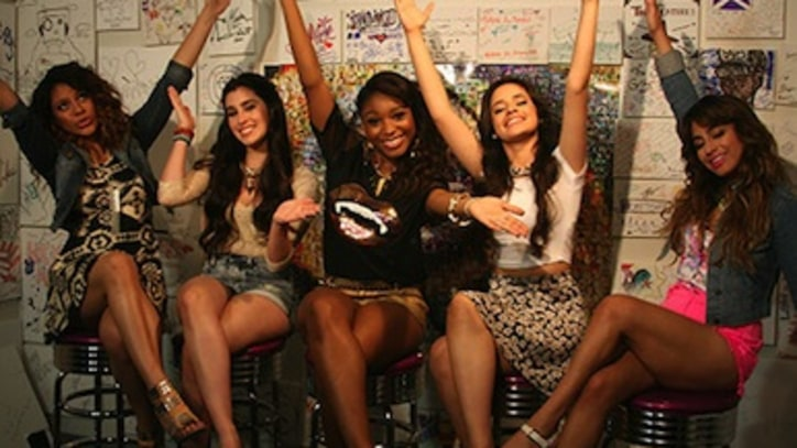 Fifth Harmony Bring Their Girl Power to Yahoo! Music
