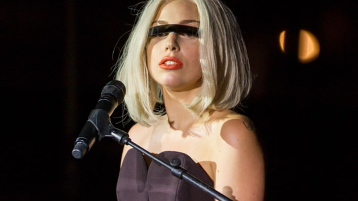Lady Gaga Teases Possible First Single From 'ARTPOP'