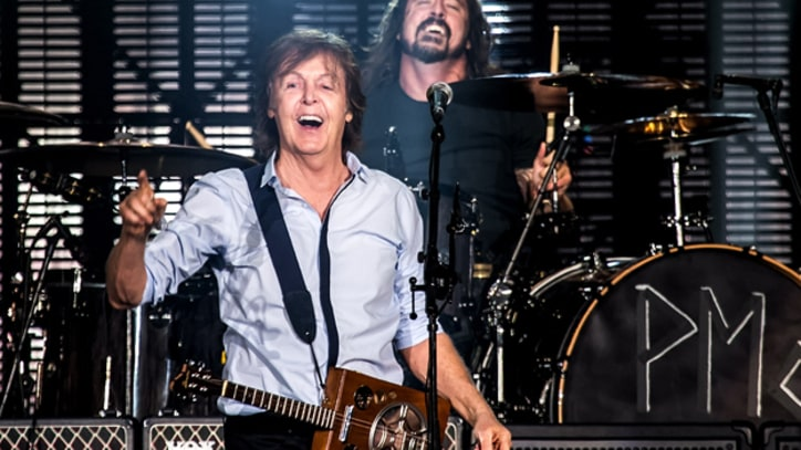 Q&A: Paul McCartney Looks Back on His Latest Magical Mystery Tour