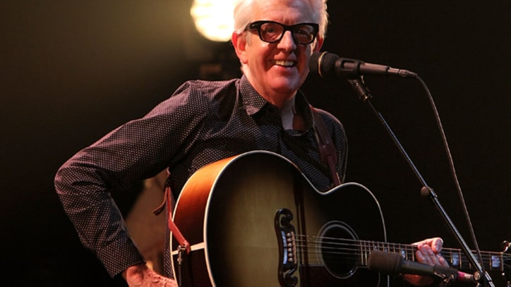 Nick Lowe Readies First Holiday Album for Fall Release