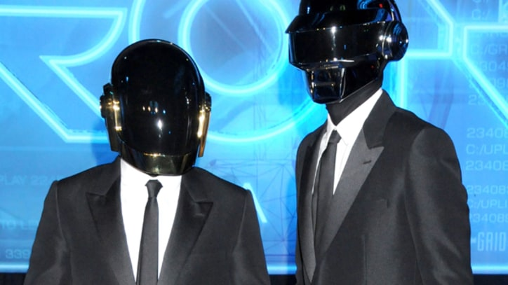 Daft Punk to Appear on 'Colbert Report'