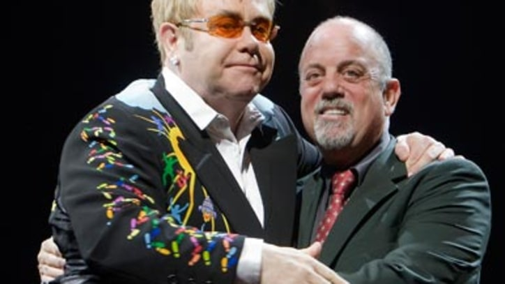 Billy Joel Responds to Elton John's 'Tough Love' in the New 'Rolling Stone'