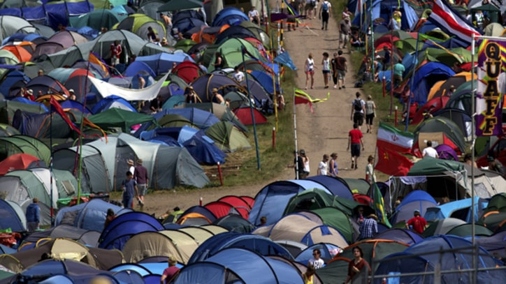 Explosion at Camp Bestival Fest Injures Two