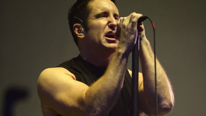 Nine Inch Nails Return to America With Massive Lollapalooza Gig