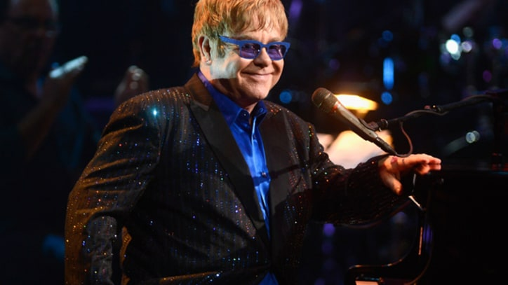 Elton John Recovering After Surgery
